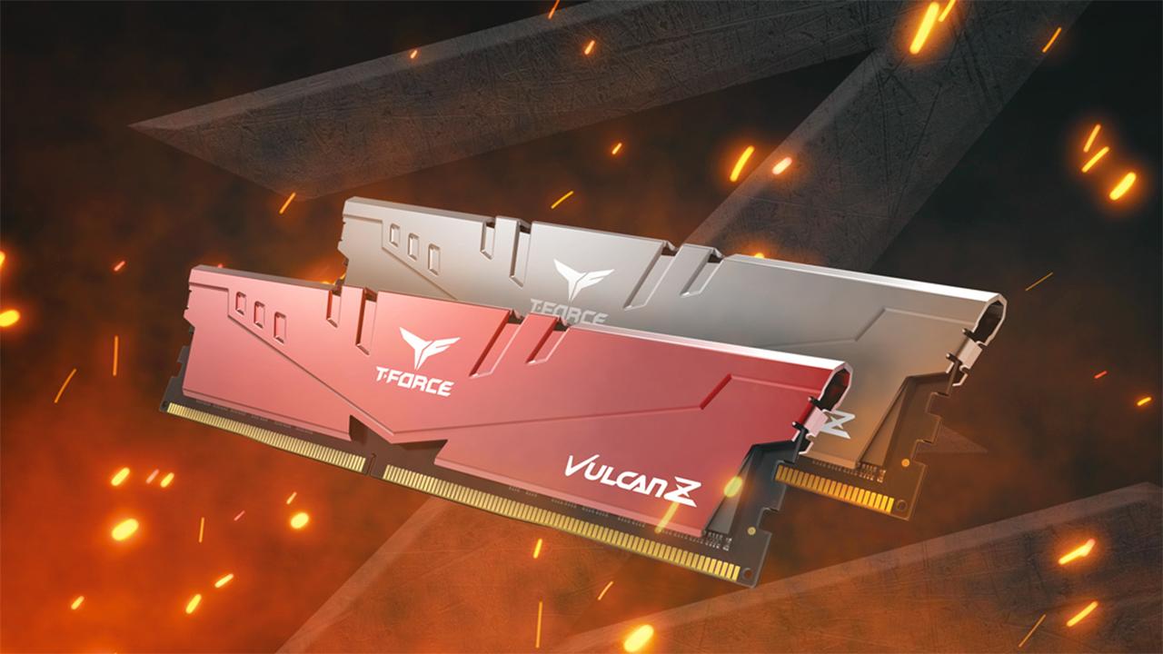 TeamGroup-ek T-Force Vulkan Z eta Dark Z oroitzapenak aurkezten ditu 32 moduluekin GB