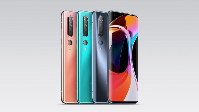 Xiaomi Mi 10 eta Mi 10 Pro - Poloniako kaleratze data ezagutzen dugu