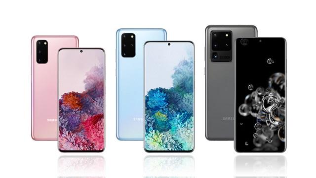Badakigu zer txip smartphones erabili behar diren Galaxy 20. oharra eta Galaxy Fold 2