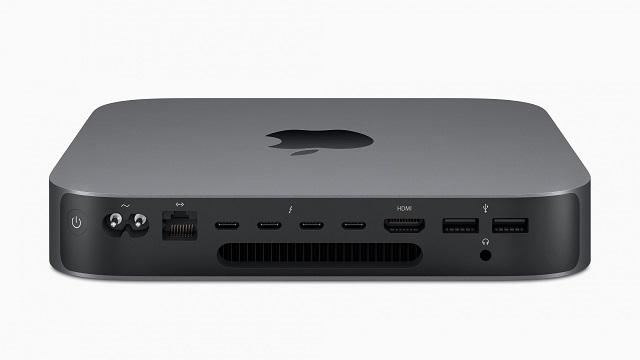 Apple Mac mini linea freskatzen du
