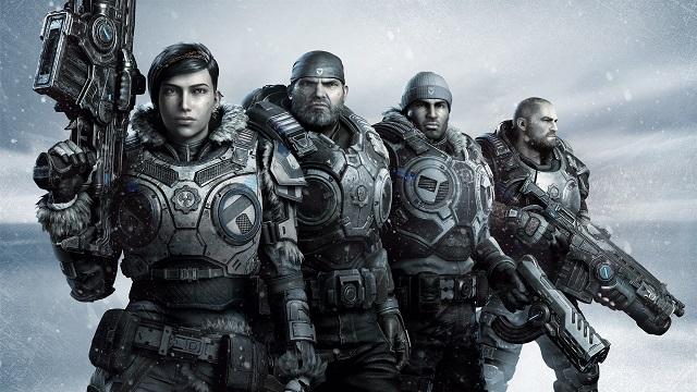 Gears 5 doan Xbox One edo PC bertsioa erosi duten pertsonentzat