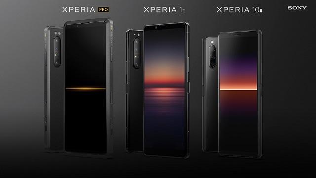 Sony Xperia Pro - prezioa badakigu