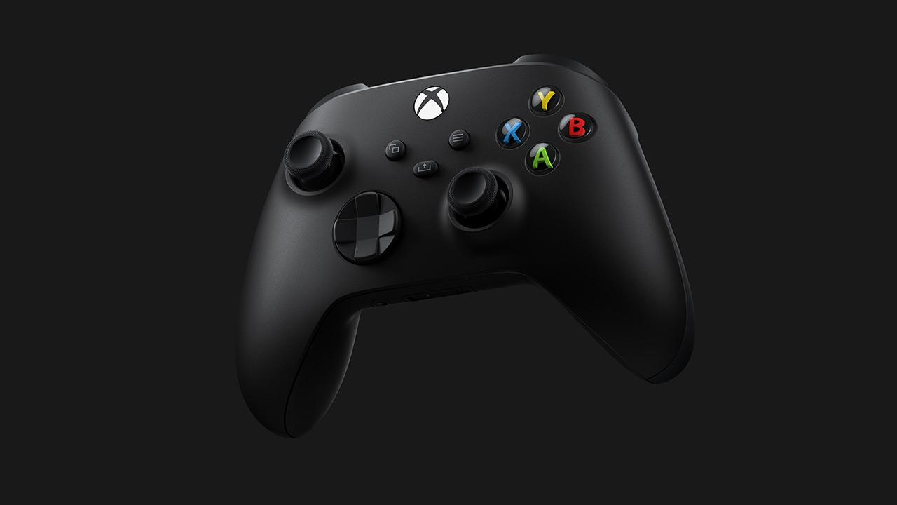 Aurkezpen zehatza egiteko Xbox Series X Controller