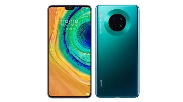 Huawei P40 Pro Geekbench-en probatu da