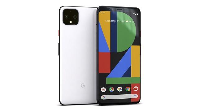 Google Pixel 4a argazki ez ofizialetan