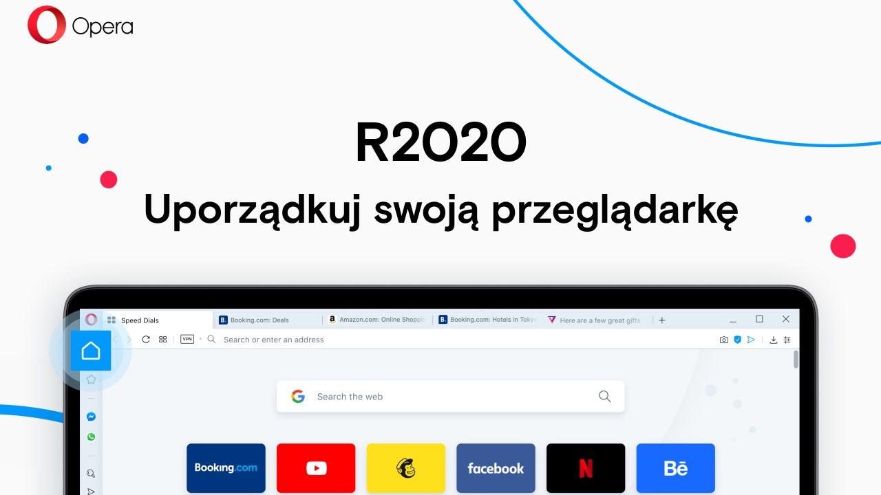 Opera R2020 deskargatzeko eskuragarri dago jada.  Arakatzailearen bertsio berria, hobekuntza askorekin