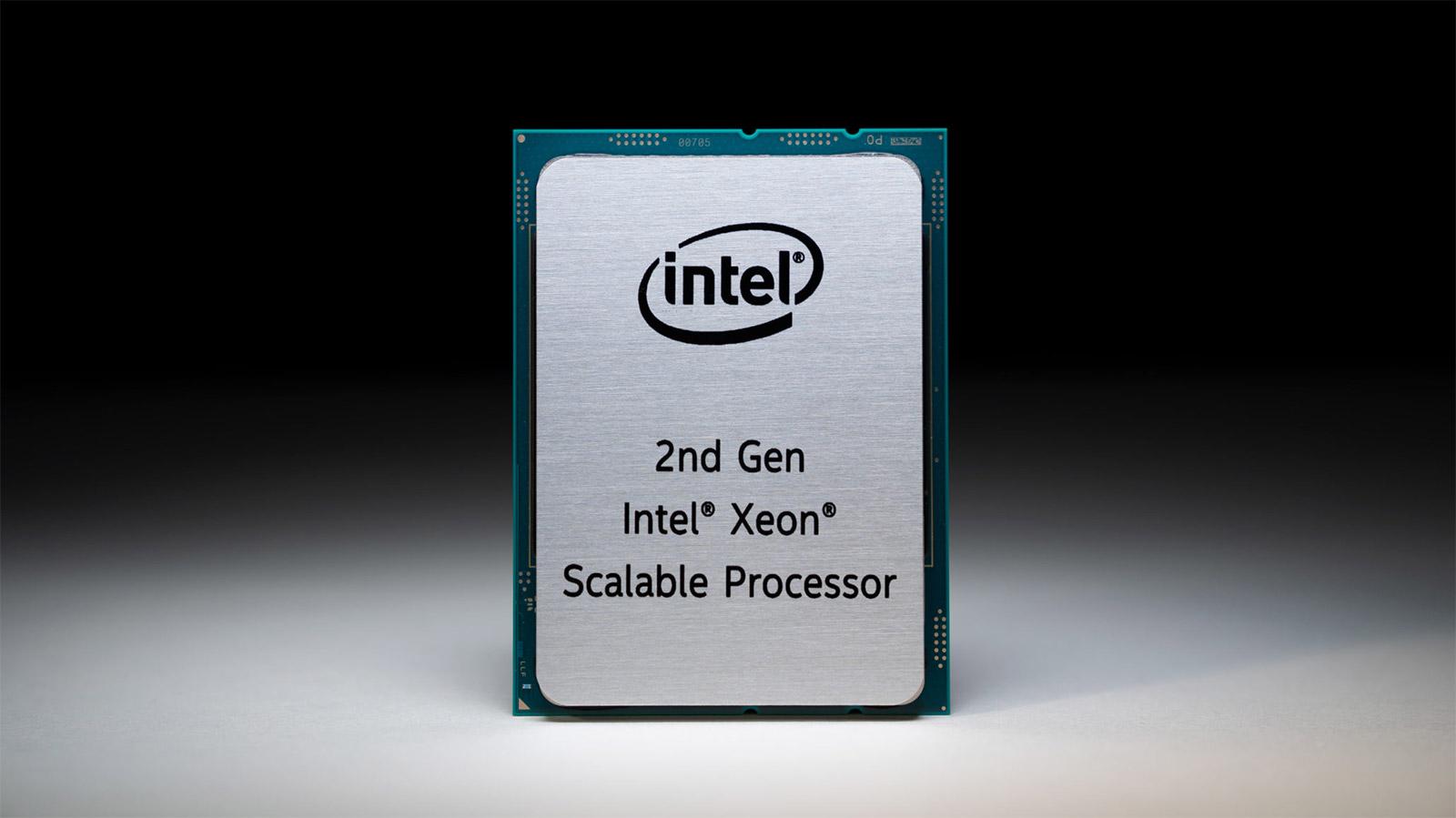 Intel Xeon prozesadore eskalagarriak 2.  aurkezten den belaunaldia.  Nukleo gehiago prezio askoz baxuagoan