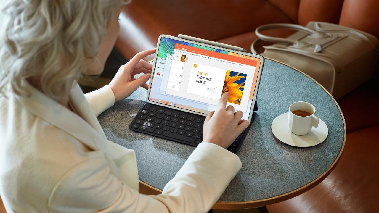 Huawei MatePad Pro 5G eta MatePad Pro: tableta berrien zehaztapena