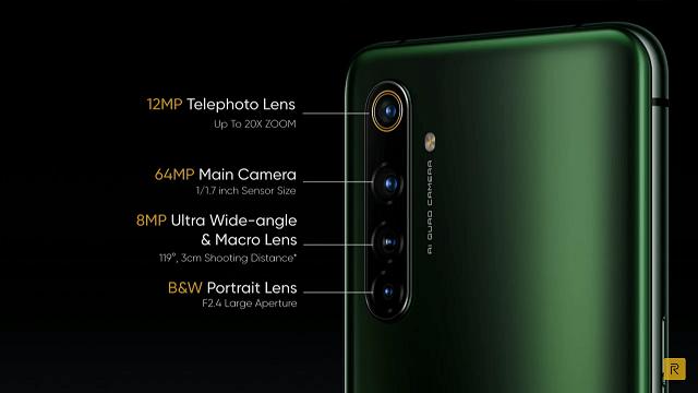Realme X50 Pro 5G - zehaztapen teknikoa