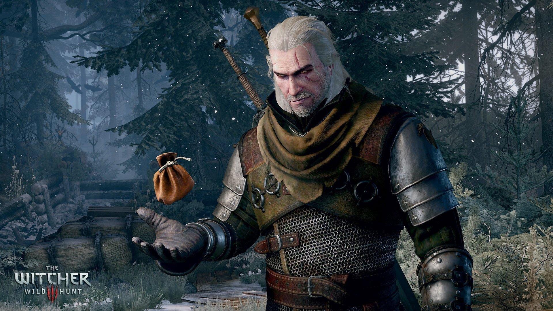 Witcher 3 oraindik ere bikain saltzen.  CD Projekt RED-ek lurraren bertsioaren emaitza harrotu zuen