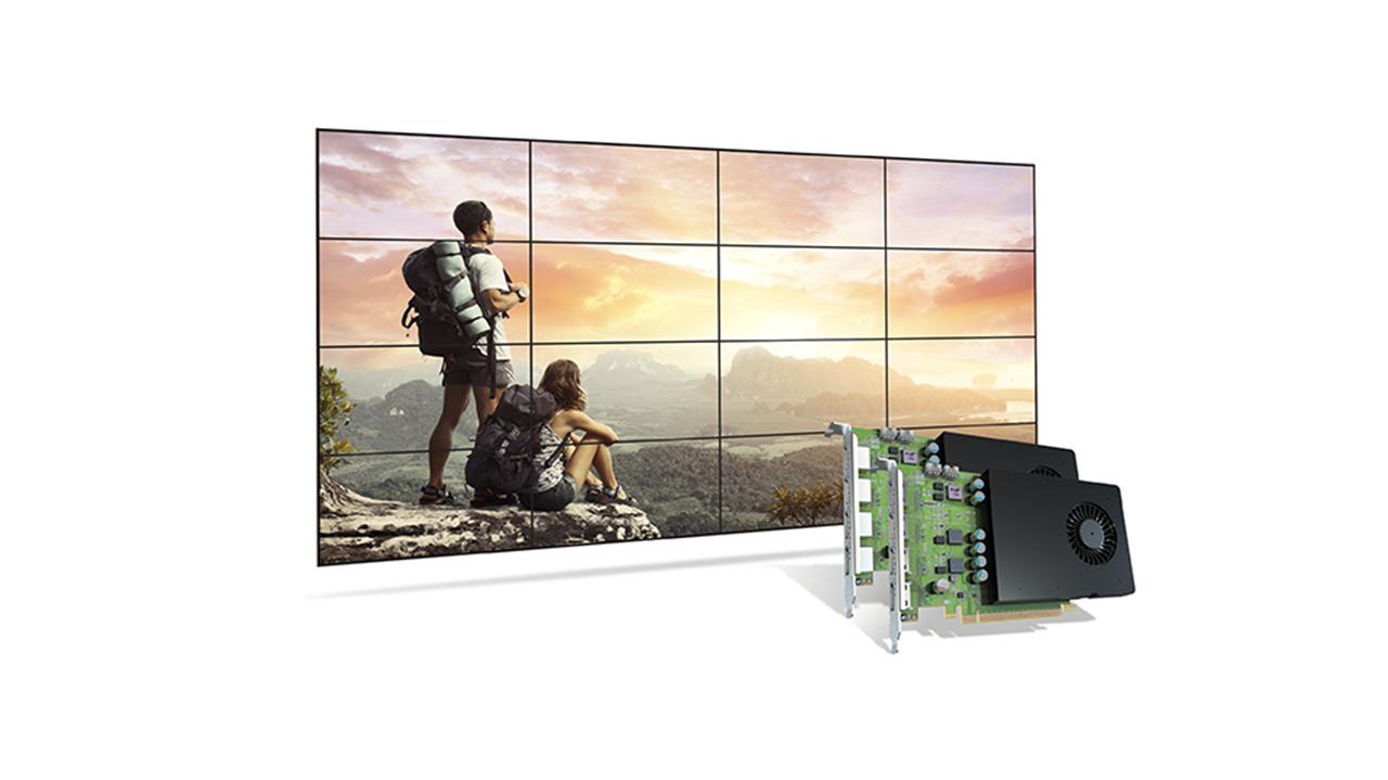 Matrox D1450 eta D1480 - txartel grafiko berriak Nvidia chipsekin