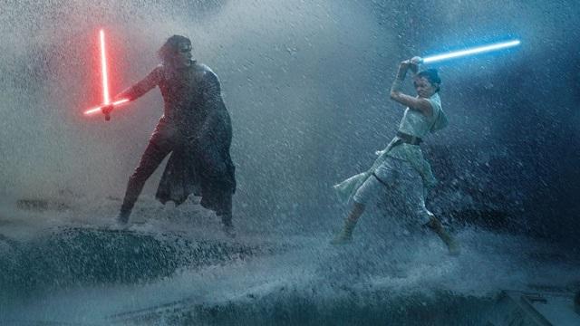 Star Wars 9 - Trevorrow filmaren bertsioan ageri ziren grafiko kontzeptualak