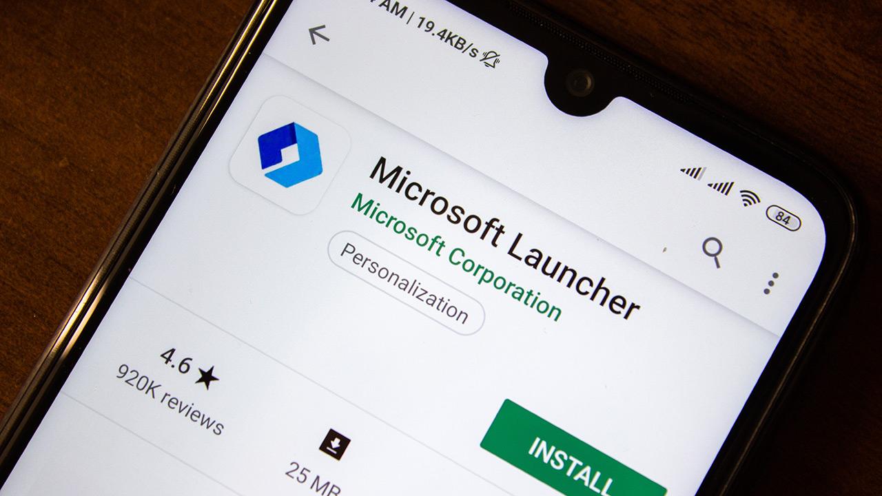Microsoft Launcher aurrebista - Android telefonoetarako abiarazlearen bertsio berriak produktu berriak probatzea errazten du