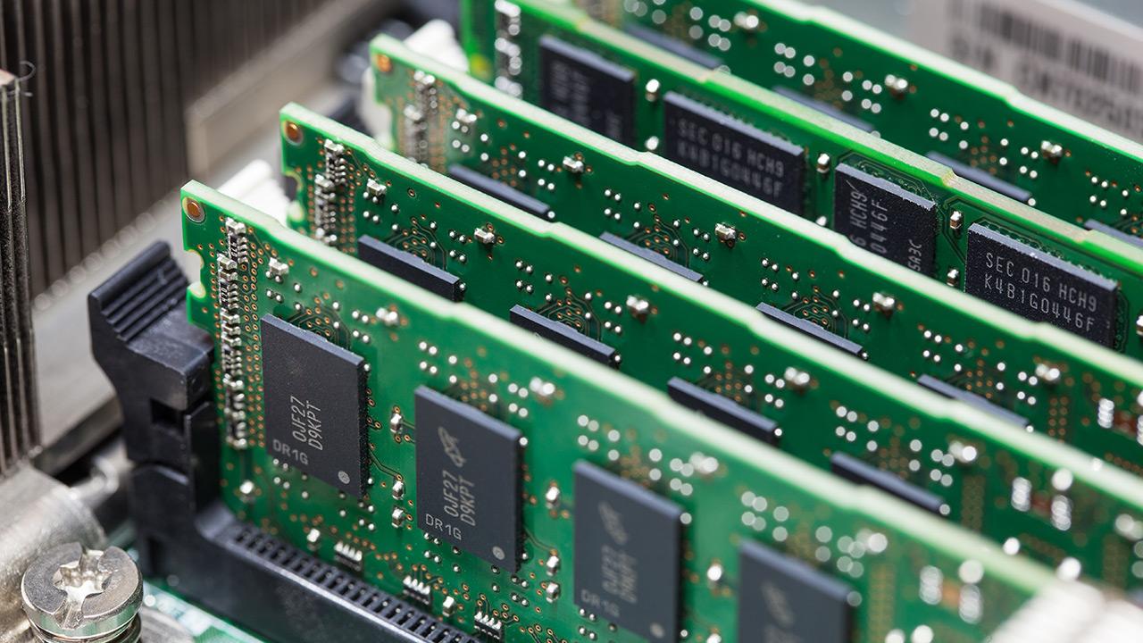 DRAM prezioak apur bat igoko dira 2020ko lehen hiruhilekoan