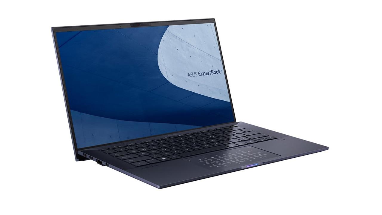 CES 2020: Asus ExpertBook B9450 - negozio ordenagailu oso arina Comet Lake-etik