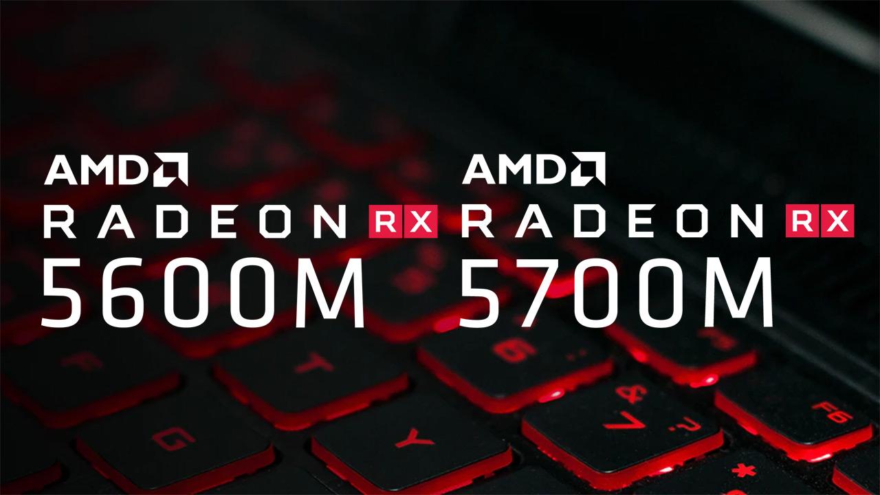 CES 2020: AMD-k Radeon RX 5700M eta RX 5600M grafiko mugikorrak aurkezten ditu