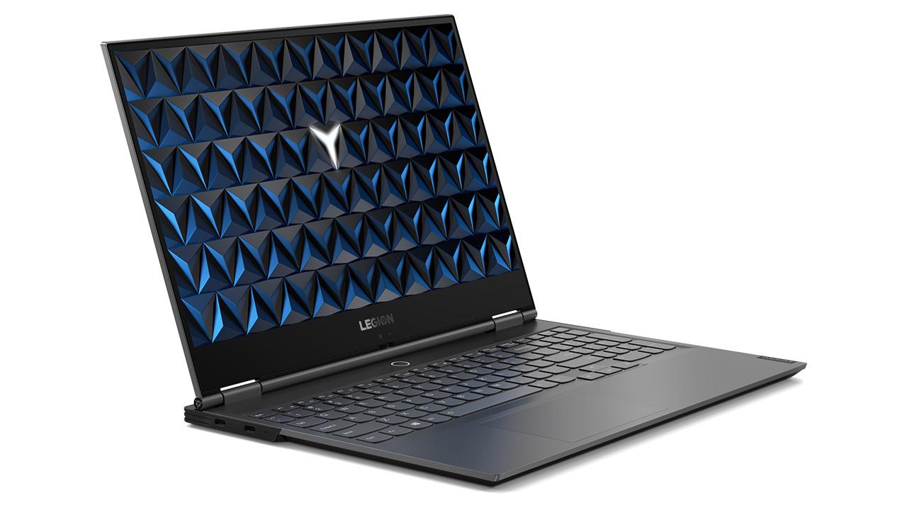 CES 2020: Lenovo Legion Y740S - jokalariei zuzendutako GPU eraginkorrik gabeko koadernoa