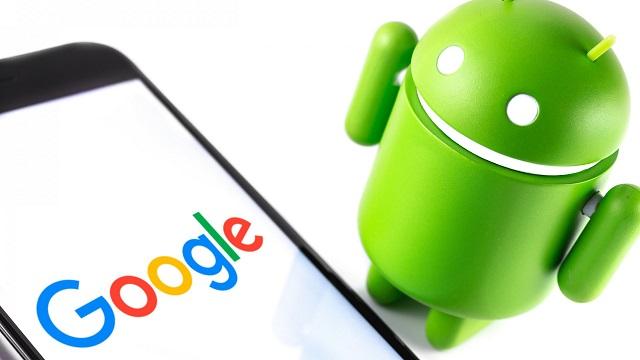 Google Pixel 4a lehen errendatzailean