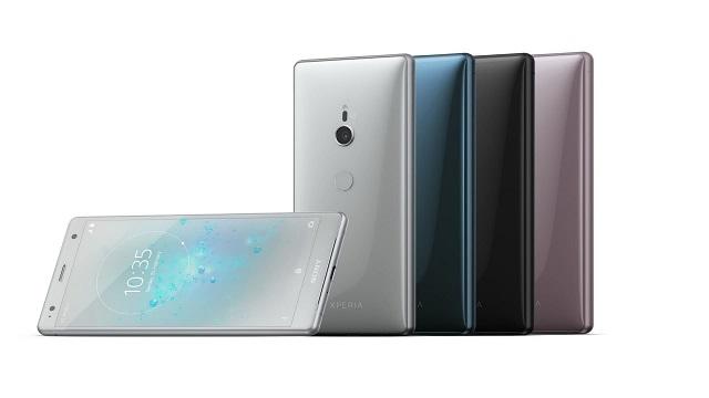 Sony-k Xperia smartphonentzako zuloak dituzten pantailak sartu nahi ditu