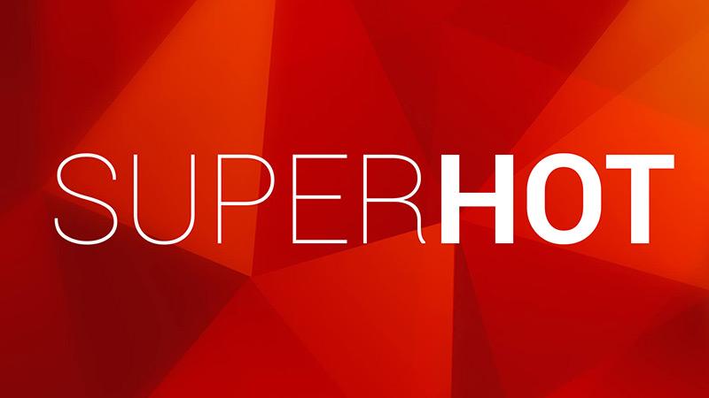 SUPERHOT doan eskuragarri Epic Games dendan