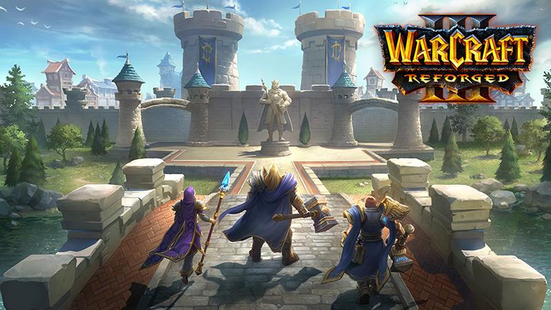 Warcraft III: Erreformatua: kaleratze data ezagutzen dugu