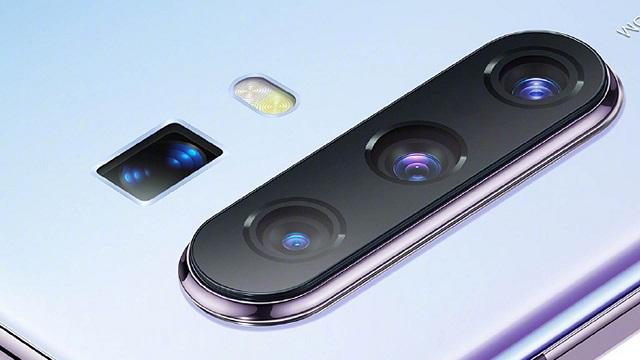 Vivo-k X30 argazki smartphoneak iragarri ditu