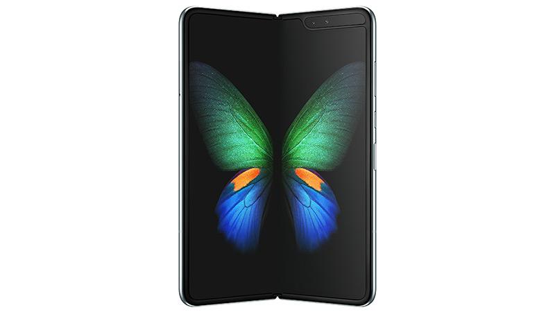 Samsung-ek ez du milioi bat smartphone saldu Galaxy Fold