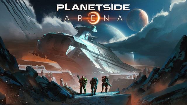 PlanetSide Arena ez da behin betikoa