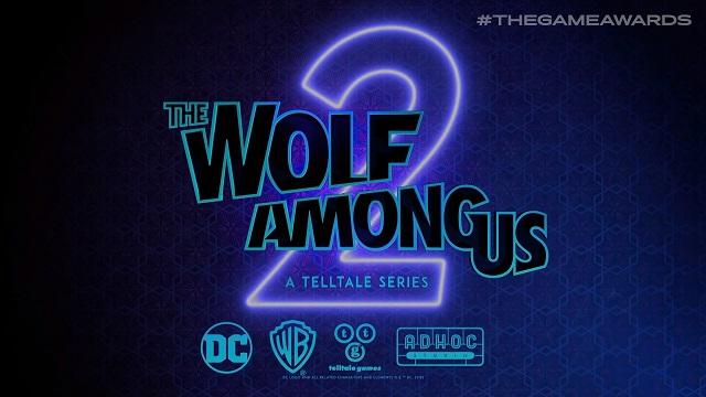 On The Wolf Among Our 2 pixka bat itxaron beharko duzu