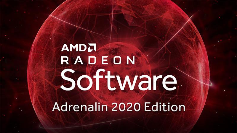 AMD Radeon Software Adrenalin 2020 Edition: eguneratze garrantzitsuarekin Radeon Boost, osoko pantailen eskalatzea eta Radeon Software panel berria