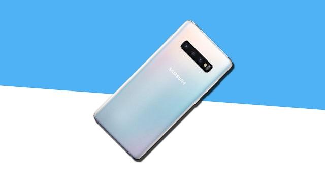 Samsung Galaxy S11e 5G bateria kargatzeko azkarrago
