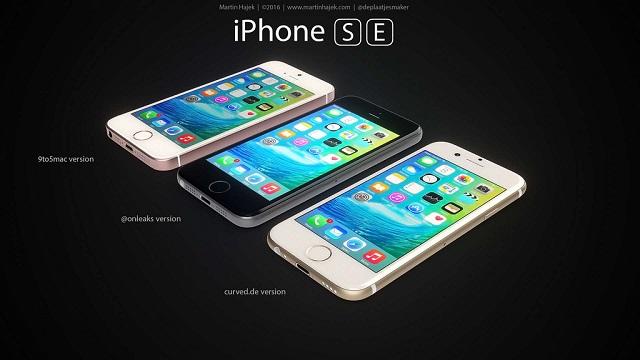 Beste iturri batek iPhone SE berresten du 2