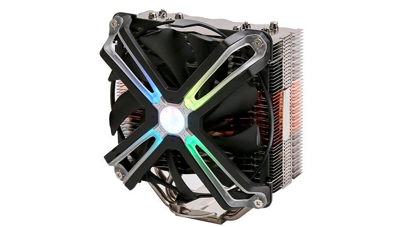 Zalman CNPS17X - PUZ hozte sistema eraginkorraren zehaztapena