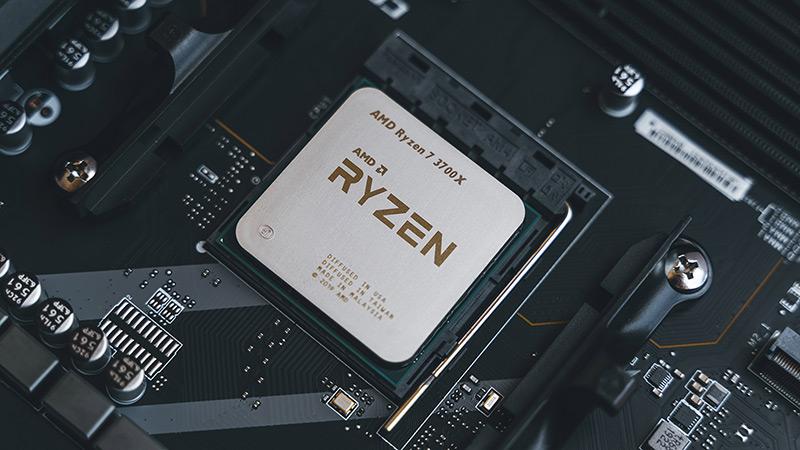AMDek Intel birrindu egiten du prozesadoreen salmentak Mindfactory-n