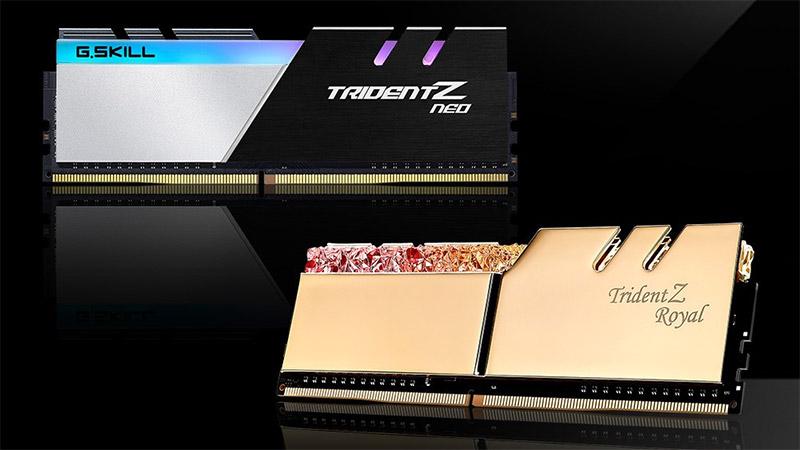 G. Skillek memoria RAM multzo berriak aurkezten ditu Cascade Lake X eta Threadripper prozesadoreetarako 3.  belaunaldi