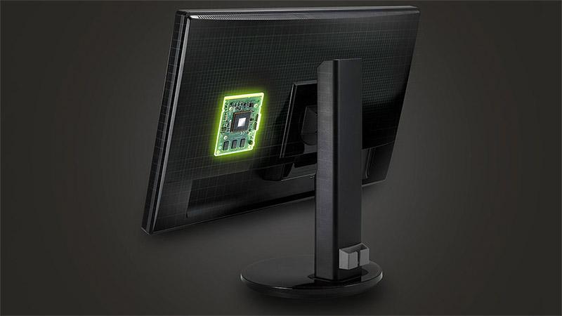 G-Sync modulua duten monitoreek Adaptive-Sync eta HDMI VRR onartzen dituzte