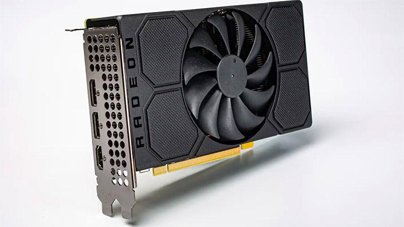 AMD Radeon RX 5500 - lehen grafikoko txartelaren emaitzak