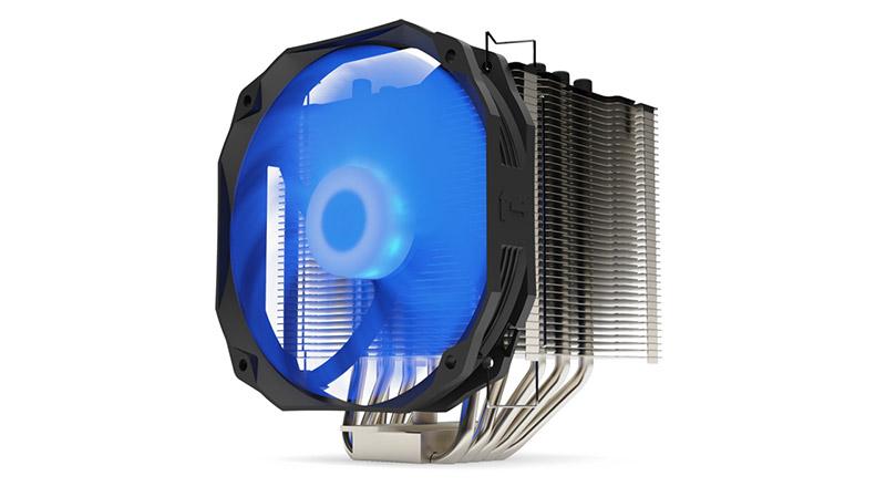 SilentiumPC Fortis 3 RGB HE1425 - hozte sistema ezagunaren bertsio berriaren zehaztapena