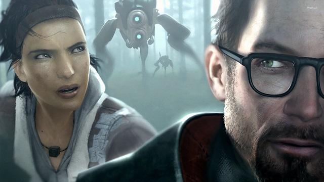 Valve Half-Life zati berria lantzen ari da!