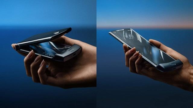Motorola RAZR - prezioak ezagutzen ditugu