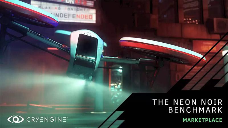 Neon Noir - deskargatzeko erabilgarri dagoen Cryteka erreferentzia berria