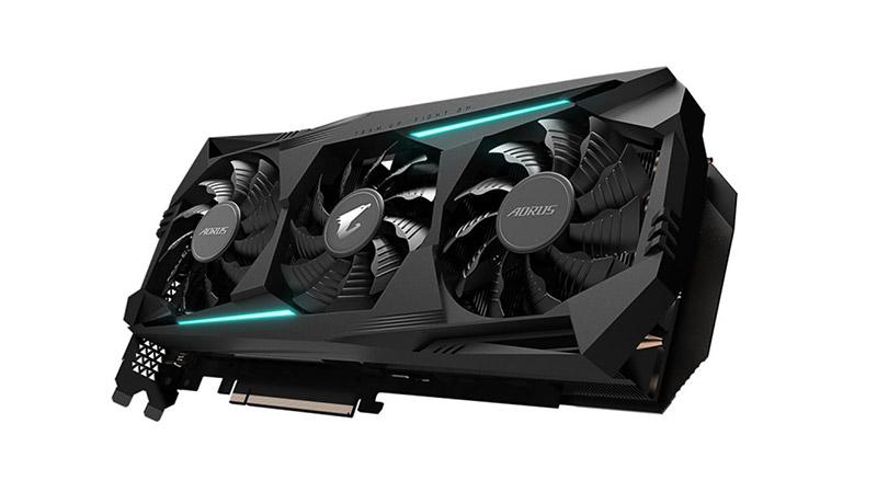 Gigabyte Aorus Radeon RX 5700 XT - txartel grafikoaren prezioa eta zehaztapenak ezagutzen ditugu