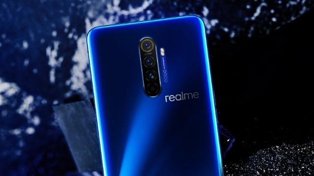 Realme X2 Pro Polonian salgai dago
