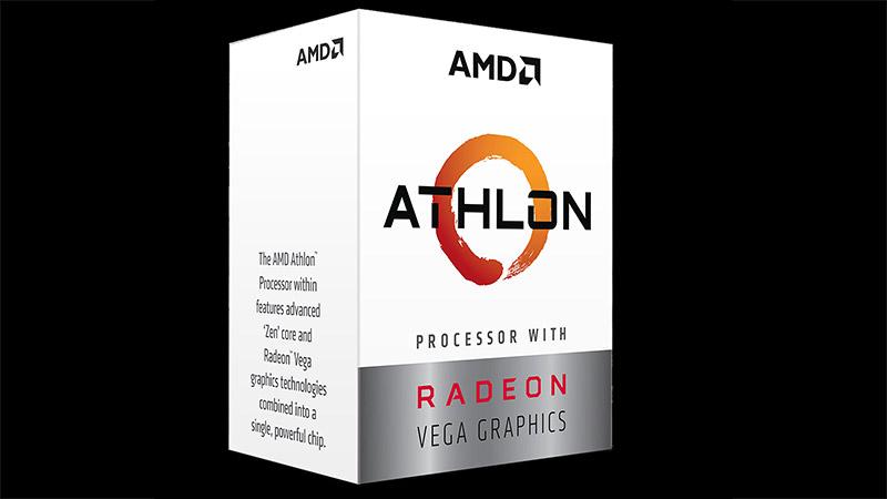 AMD Athlon 3000G - desblokeatutako OC prozesadore oso merke baten aurkezpena