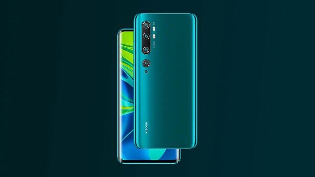 Xiaomi Mi 10. oharra - zehaztapen tekniko ofiziala