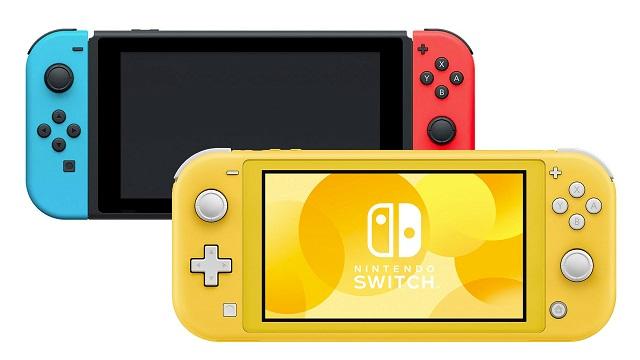 Nintendo Switch salmenta emaitza bikainekin