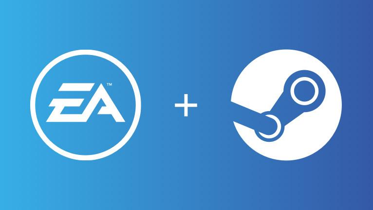 EA Access eta Electronic Arts jokoak ofizialki Steam-en