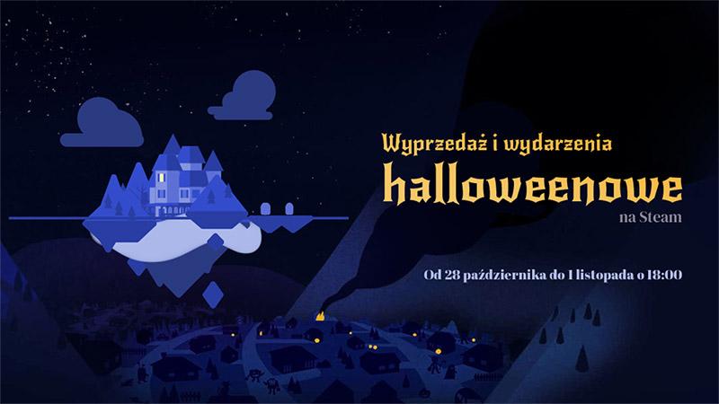 Halloween salmenta Steam-en