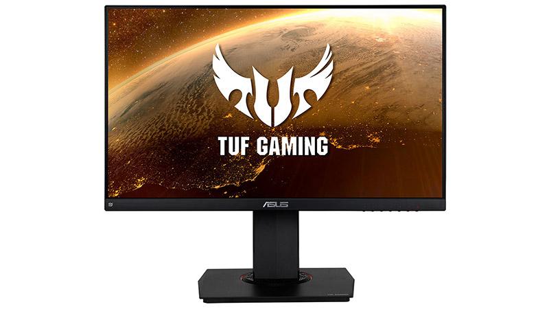 Asus TUF Gaming VG249Q - jarraipena egiteko zehaztapena Adaptive-Sync-rekin
