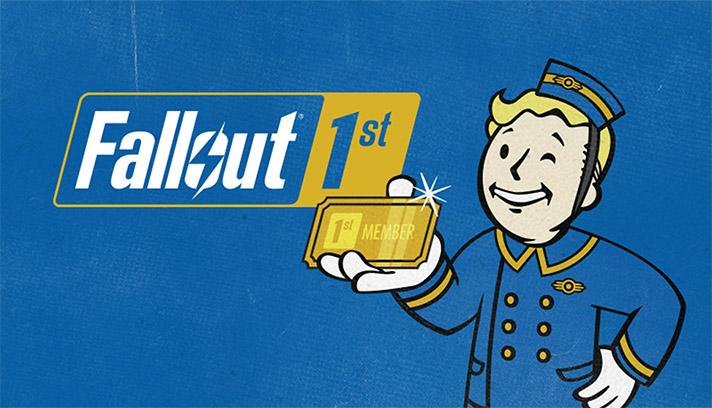 Fallout 76 mundu pribatuekin oso garestia Fallout 1. harpidetzari esker